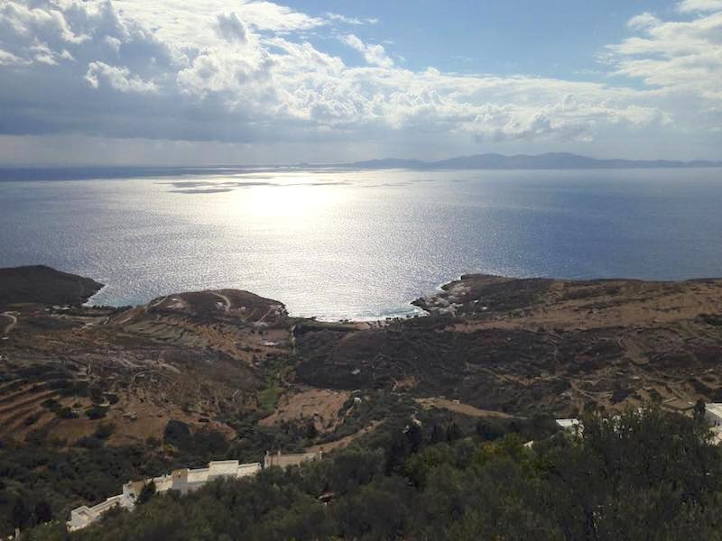 View on Tinos