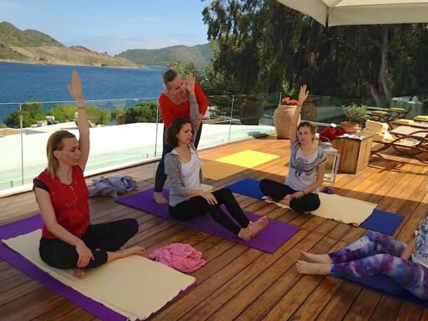 Pilates Seminar on Patmos